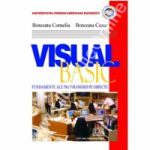 VISUAL BASIC - Fundamente ale programarii pe obiecte