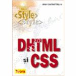 DHTML si CSS