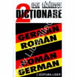 Dictionar german-roman;roman-german
