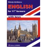 English for 11th Formers with Keys