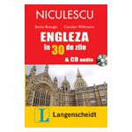 Engleza in 30 de zile & CD audio