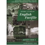 English Factfile activity book - Caiet pentru clasa a VI-a