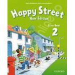 Happy Street 2 Class Audio CDs (2)