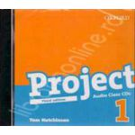 CD - Project, Third Edition Level 1 Class Audio CDs (2)