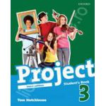 Project (Third Edition Level 3) Class Audio CDs (2)