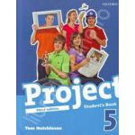 Project, Third Edition Level 5 Class Audio CDs (2)