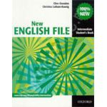 New English File Intermediate Workbook Pack with Answer Key (Workbook, MultiROM and Answer Booklet)