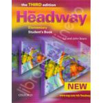 New Headway 4th Edition Elementary Class Audio (CDs 3)