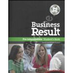 Business Result Pre-Intermediate Students Book with Interactive Workbook on CD-ROM