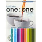 Business one:one Intermediate Students Book with MultiROM