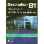 Destination B1. Grammar and vocabulary with answer key