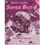 Here Comes Super Bus level 4. Activity Book