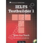 IELTS Testbuilder 1 (Test that Teach) with key+CD