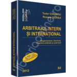 Arbitrajul intern si international 2012