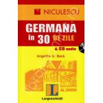Germana in 30 de zile cu CD audio