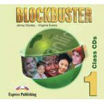 Curs de limba engleza Blockbuster 1 Class CD (Set 4 cd-urii)