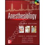Anesthesiology with DVD