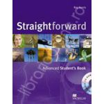 Straightforward Advanced Student's Book (with CD-ROM)