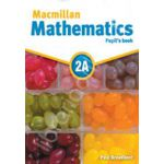 Macmillan Mathematics 2A Pupil's Book - with CD-ROM
