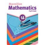 Macmillan Mathematics 5A Pupil's Book - with CD-ROM