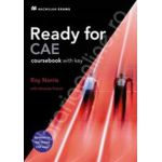 Ready for CAE coursebook with Answer Key