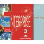 Curs de limba engleza. Enterprise 3 Pre-Intermediate. Class audio CDs (Set 3 CD)
