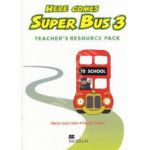 Here Comes Super Bus 3. Teachers Resource Pack
