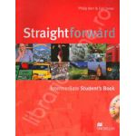 Straightforward (BI) Intermediate Student's Book. Includes Cd-rom