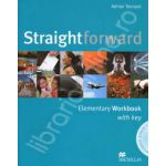 Straightforward (AI-A2) Elementary Workbook with Answer Key and CD Pack