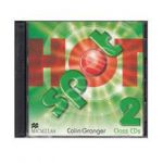 Hot Spot 2 Class Audio CDs (Contine 2 cd-uri)