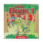 Little Bugs 1. Class Audio CDs (Contine 2 cd-uri)