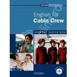 English for Cabin Crew: Students Book and MultiROM Pack
