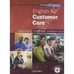 English for Customer Care: Students Book and MultiROM Pack