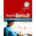 English Result Upper-Intermediate Students Book with DVD Pack
