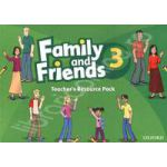Family and Friends 3 Teachers Resource Pack