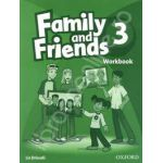 Family and Friends 3 Workbook