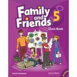 Family and Friends 5 Class Book and MultiROM Pack