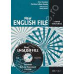 New English File Advanced Teachers Book with Test and Assessment CD-ROM