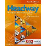 New Headway Pre-Intermediate Fourth Edition Students Book and iTutor Pack