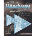 New Headway Upper-Intermediate Third Edition Workbook (With Key)