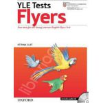 Cambridge YLE Tests, Revised Ed Flyers: Teachers Book, Students Book and Audio CD Pack