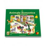 Animale domestice (carte cu ferestruici)