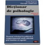 Dictionar de psihologie vol. 3