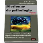 Dictionar de psihologie vol. 4