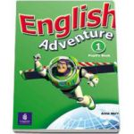 English Adventure Level 1 Pupils Book - plus Picture Cards