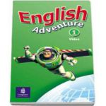 English Adventure Level 1 Video (Anne Worrall)