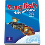 English Adventure Level 4 Video (Hearn Izabella)