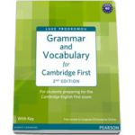 NEW Grammar and Vocabulary for FCE, with Key and access to Longman Dictionaries Online