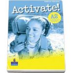 Activate! A2 Grammar and Vocabulary Book (Kathryn Alevizos)