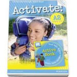 Activate! A2 Students Book with Access Code and Active Book Pack